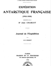 Antarctique 1903 1905